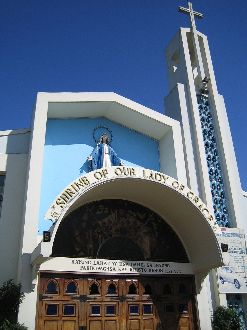 Our Lady of Grace Parish - Diocese of Kalookan